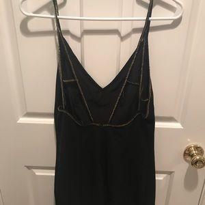 Ark & Co black formal dress
